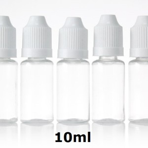 10ml e-vedeliku pudel