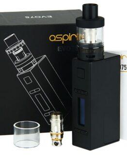 Aspire EVO75 e-sigareti komplekt