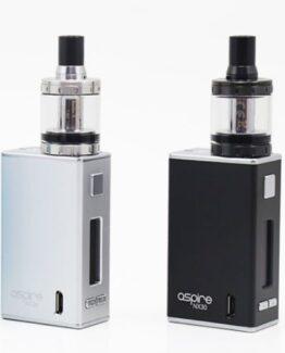 Aspire X30 Rover musta värvi ja halli värvi e-sigaretid