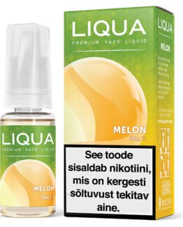 Liqua Elements Melon ehk meloni e-vedelik - 10ml Levia
