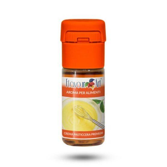 FlavourArt maitsestaja Custard Premium 10ml
