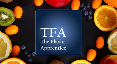 The Flavor Apprentice maitsestajad