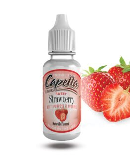 Capella Strawberry maitsestaja 13ml