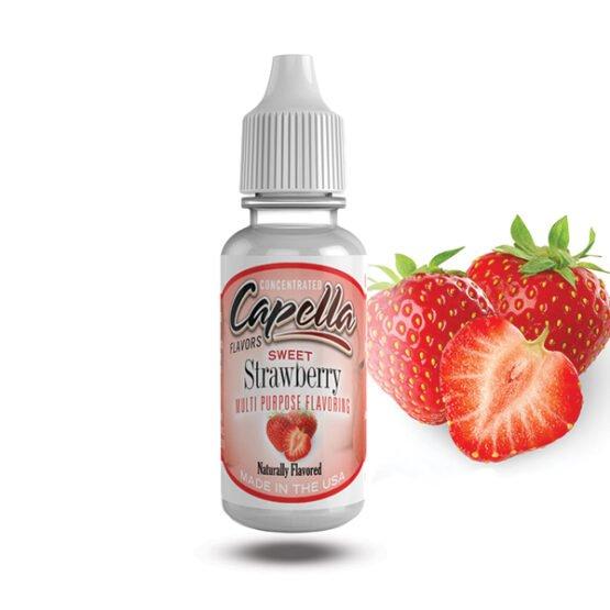 Capella Strawberry maitsestaja 13ml
