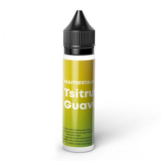 Maitsestaja-Tsitrus-Guava
